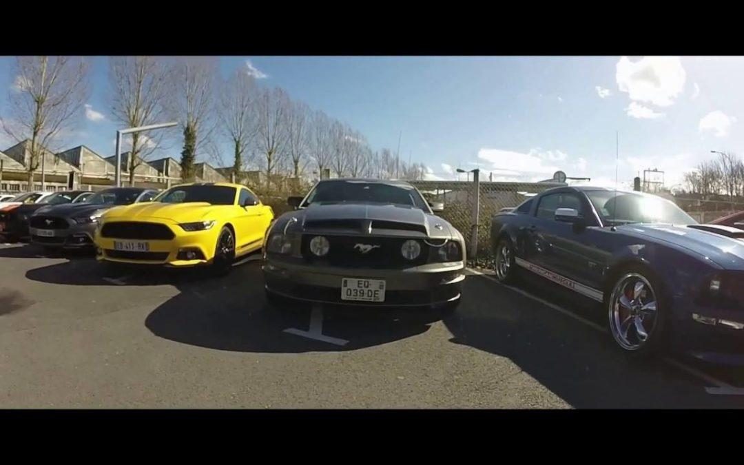 Exposition Mustang le Dimanche 7 Avril à 12h00 (Mustang Normandy Team)