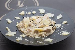 risotto truffes
