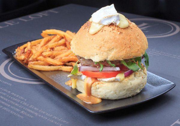 burger normand