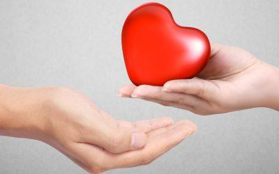 Un don du coeur au coin d'la rue