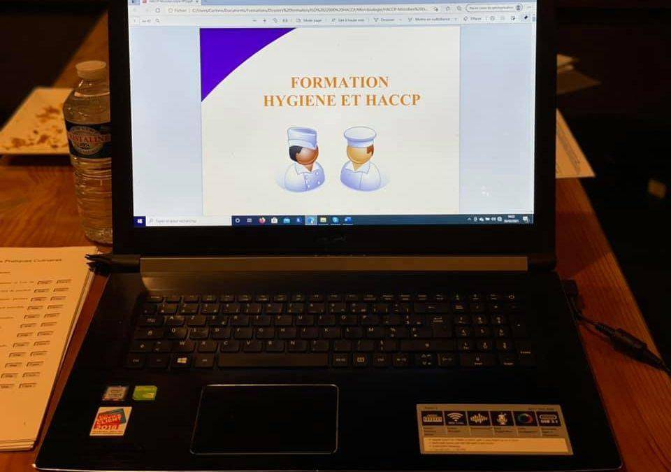 Formation 2 jours sur les rappels des Fondamentaux HACCP et Hygiène sanitaire
